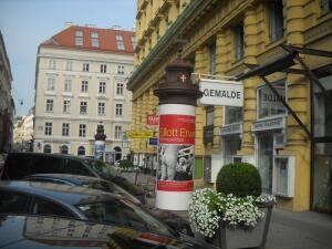 Как добраться из Праги до Вены и обратно на обычном рейсовом автобусе?