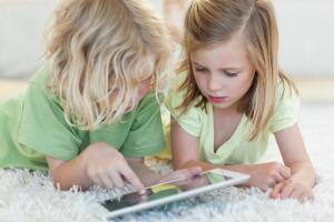 Зачем ребенку нужен планшет?