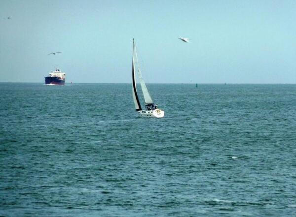 В Мексиканском заливе