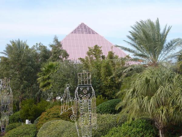 Пирамида Дискавери -Тhe Discovery Pyramid