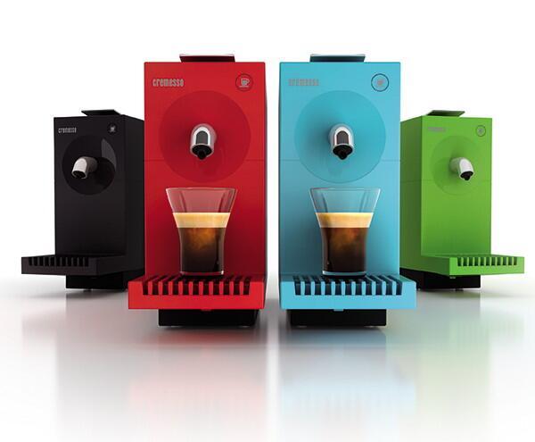 Линейка моделей кофемашин Cremesso UNO