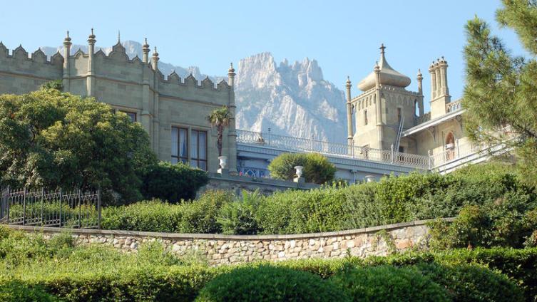 Что посмотреть в Крыму? Воронцовский дворец