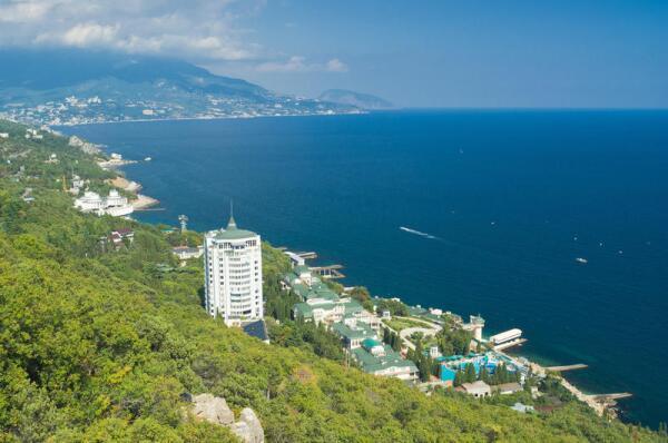 Что посмотреть в Крыму? Юсуповский дворец