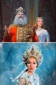 Князь Владимир и Людмила (из экранизации 1972 г.)