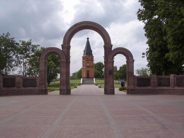 Мемориальный комплекс «Буйничское поле»