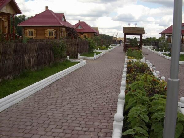 Буйничи, улица ремесленников