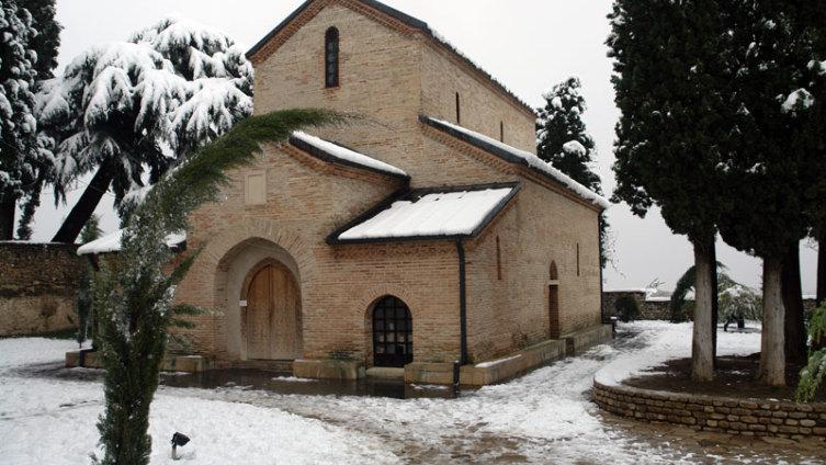 Бодбийский монастырь - место упокоения святой Нино