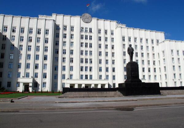 Центральная площадь Могилёва