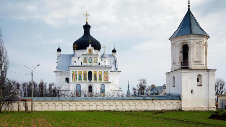 Свято-Никольский монастырь, Могилёв