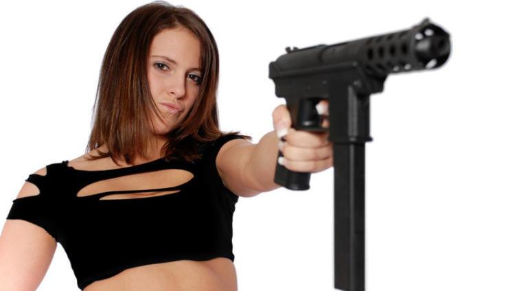 AP9, он же TEC-9. Какое оружие американцы называют «штурмовой пистолет»?