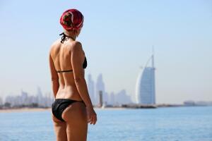Отель «Бурдж аль-Араб»: какой парус самый известный?