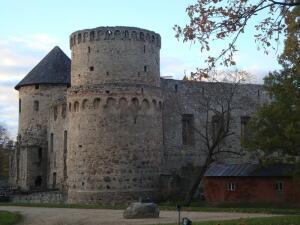 О чём расскажут башни замка Венден? Часть 4