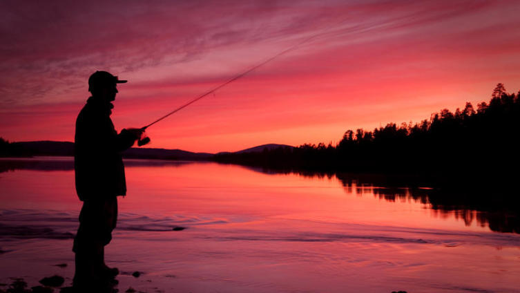 В чем фишка рыболова? В фиш-картe