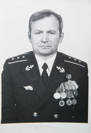 Мичман Ч.С. Юревич