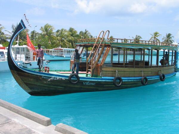 Куда поехать отдыхать? На Мальдивы!