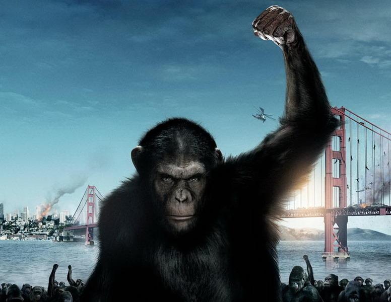Фантастика «Восстание планеты обезьян». Новая трактовка «Горе от ума»?