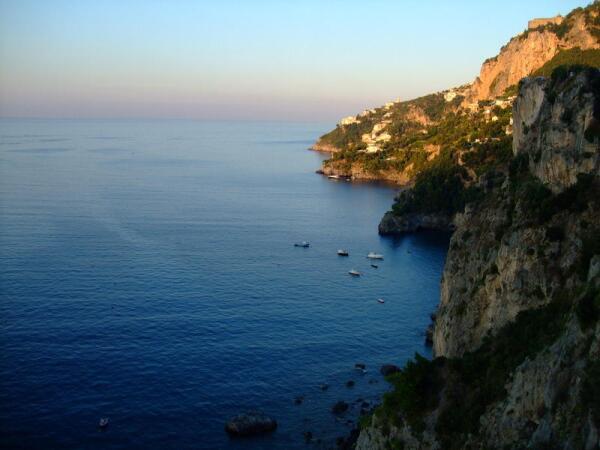 Италия. Амальфитанское побережье