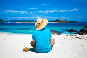 Остров долголетия... в океане есть?