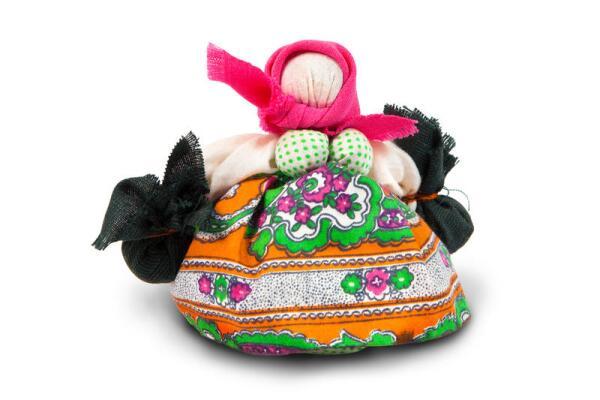 Как сделать обережную куклу-травницу? Здоровье и тепло своими руками