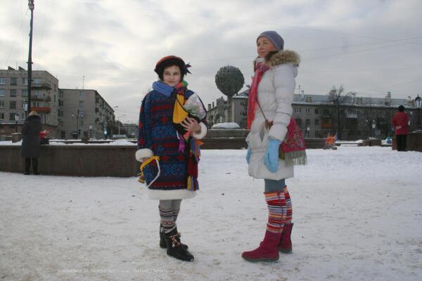 Полевая журналистика - Валерия Иванова и Елена Аксёнова