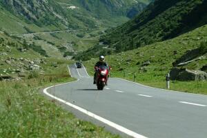 На мотоцикле – вокруг света. А вы как путешествуете?