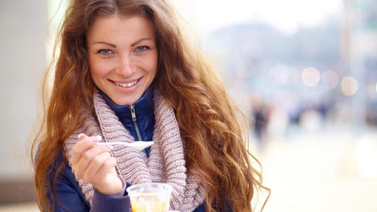Как распознать женский характер по мороженому?