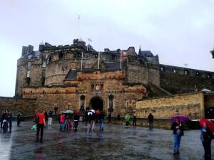 Что посмотреть в Шотландии? Вокруг Эдинбургского замка