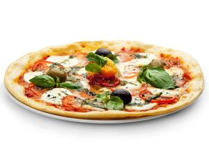 Как испечь пиццу по-болгарски?