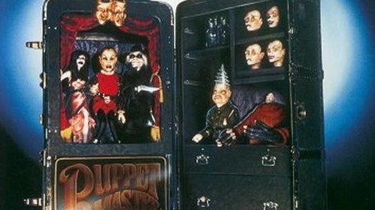 Постер к к/ф «Повелитель кукол» (фрагмент), 1989 г.