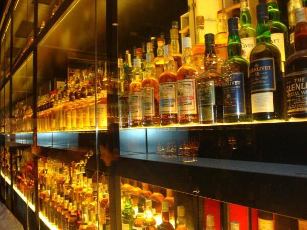 Коллекция шотландского виски