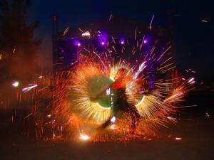 Огненное шоу: чарующее таинство или опасная авантюра?