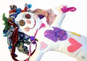 Как научить детей шить?