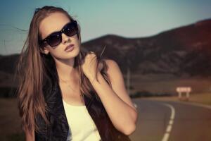 Как защитить глаза? Надеваем солнцезащитные очки!