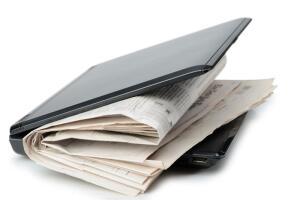 Когда печатные СМИ станут «мамонтами»?
