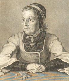 Портрет Доротеи Фиман