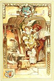 Рисунок Германа Фогеля к