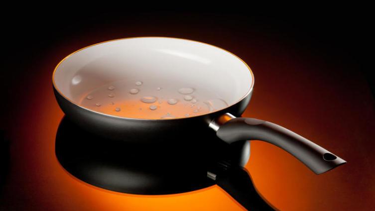 Чем хороша керамическая сковородка? Даешь керамику в массы!