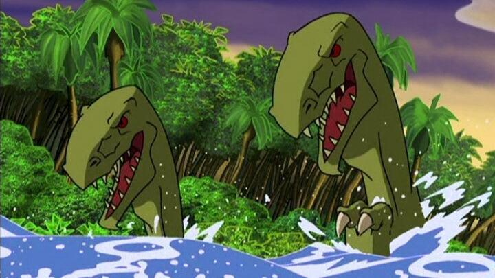 «Затерянный мир: Остров динозавров»