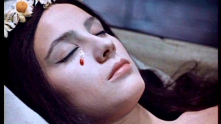 Кадр из к-ф «Вий» (1967 г.)