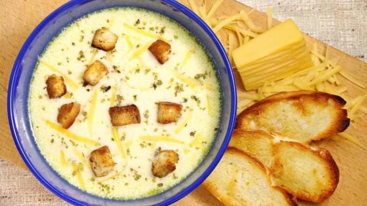 Чем можно отвести надвигающуюся грозу? Сырный суп