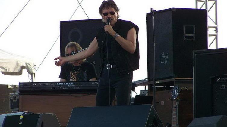 Джон Кэй в 2007-м году