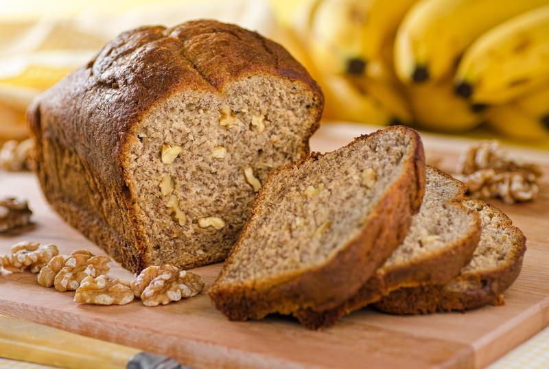 Хлеб просто вкусно и очень полезно