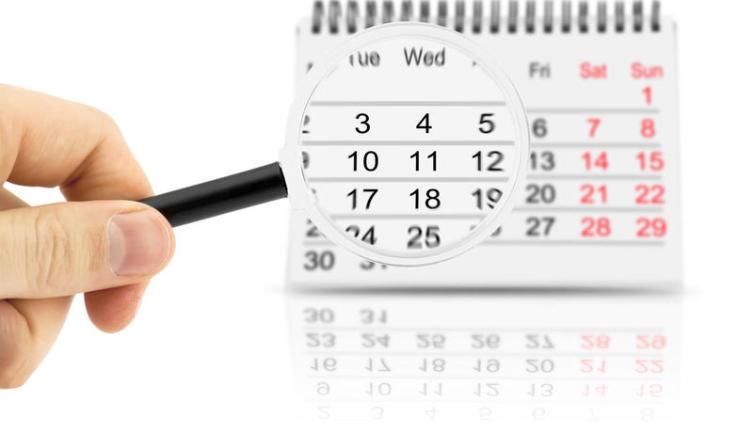 О чем говорят зеркальные даты в календаре?