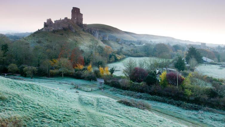 Как римляне завоевали Британию? 6. Замок Девы