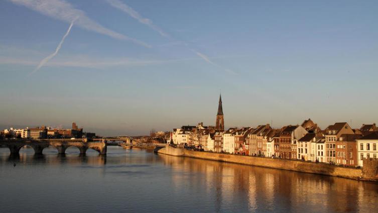 Нидерланды.  Чем интересен город Маастрихт? Часть 1