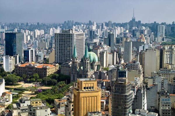 Сан-Паулу. Город, который не может остановиться?