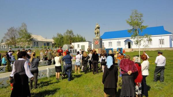9 мая 2011 года. с. Казачок, Старооскольского р-на, Белгородской обл.