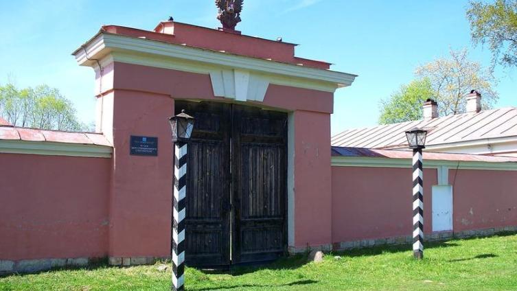 Вырская почтовая станция
