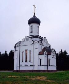 Храм Марии Магдалины в д.Вохоново