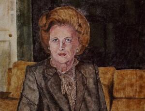 Маргарет Тэтчер. «Кто, если не я, и когда, если не сейчас?»